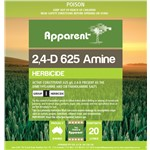 2,4-D 625 Amine Herbicide 20L
