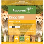 Dingo Chlorpyrifos 500 Insecticide 20L