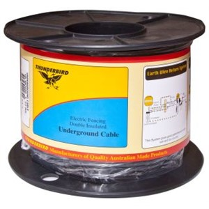 Insulated Cable 2.50mm x 25m EF11F Thunderbird