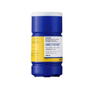 Dectomax Injection 500Ml (doramectin)