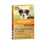 Advocate For Dogs 10-25kg PKT 3