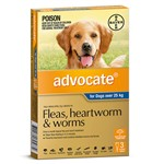 Advocate For Dogs Over 25kg PKT 3