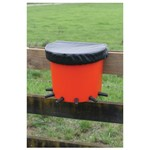Calf Feeder Rail Bucket 6 Place
