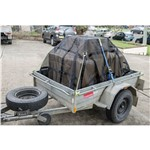 Beaver Safety Cargo Net - Load Rated 1T - 2.46 X 2.46m