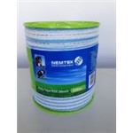 Poly Tape Blue/White 20mm 500m