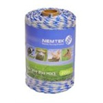 Poly Wire Blue/White MIX3 200m