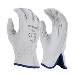 Glove Natural Full Grain Rigger Large Techware