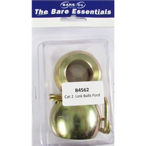 Bare essentials Link Balls Cat 2 Ford 2pk Bare Co