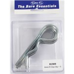 Bare essentials 6mm R clip 5 pack Bare Co