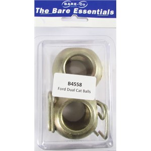 Bare essentials dual cat ball Ford Bare Co