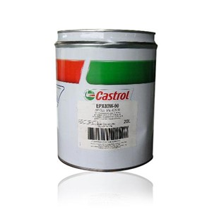 Axle EPX 80W-90 20L Castrol 3375406