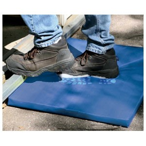 Disinfection Mat 85 x 60cm blue