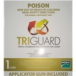 Triguard Triple Comb Drench 1L Gun Inc