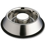 Dog Bowl Stainless Steel - Slow Feeder 700GM