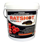 iO Ratshot Rapid Kill Block 250g RED