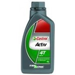 Castrol Activ 4T Engine Oil 15W - 50 1L