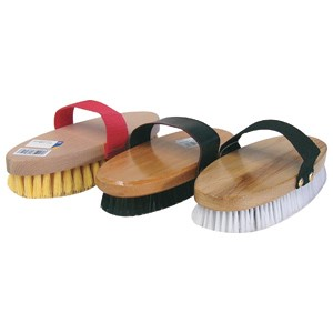 Grooming Brush Military Nylon
