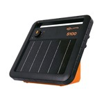 S100 Portable Solar Fence Energizer