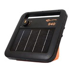 S40 Portable Solar Fence Energizer