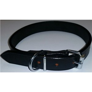 Leather Collar LG14 45cm All Colours