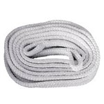 Vet-Rope 5m White 2 Eye Splices in Bag