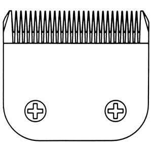 Clipper Blade Wahl 1.8mm size 10 AU