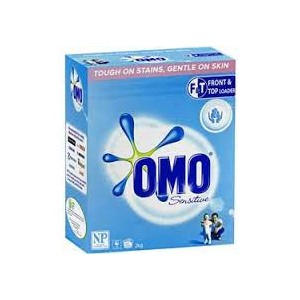 Omo Sensitive Top & Front Loader Washing Powder 5kg