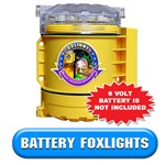 Foxlight Battery Powered