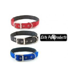 Nylon Padded Collar 50cm All Colours