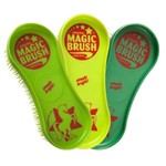 Magic Grooming Brush Pack Pure Nature - 3 Pack