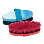 Showmaster Iridescent Body Brush Red