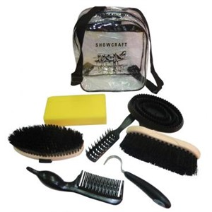 Showcraft Grooming Kit Blue