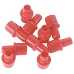 Calf Feeder Tube Stop-Valve 10-pack